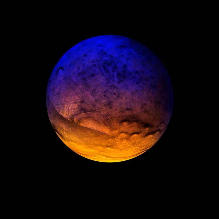 Whisky Escocés Planetas Extraterrestres Fotografía por Ernie Button