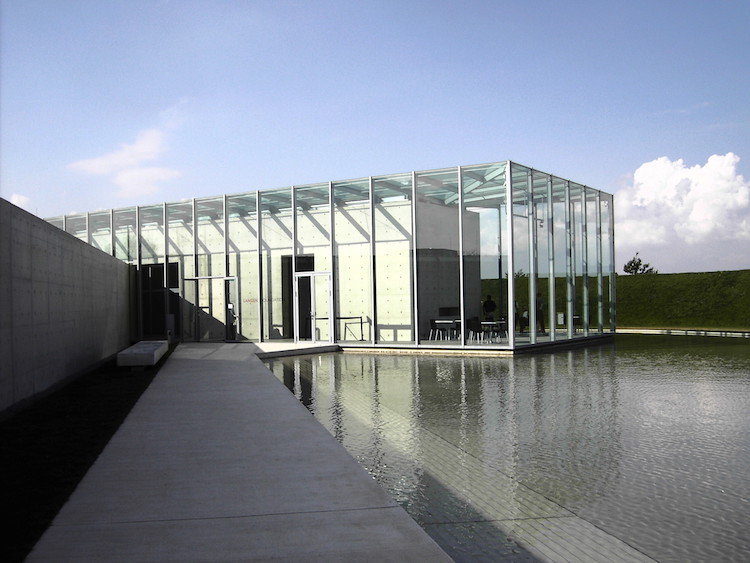 Langen Foundation - Tadao Ando Architecture