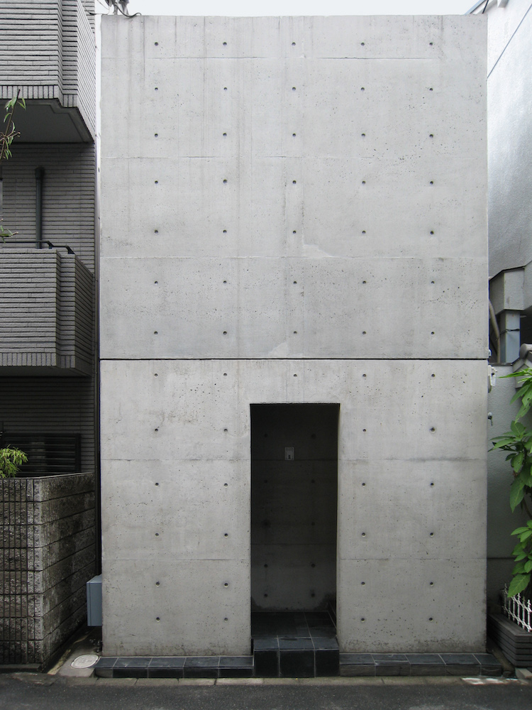 Azuma House by Tadao Ando