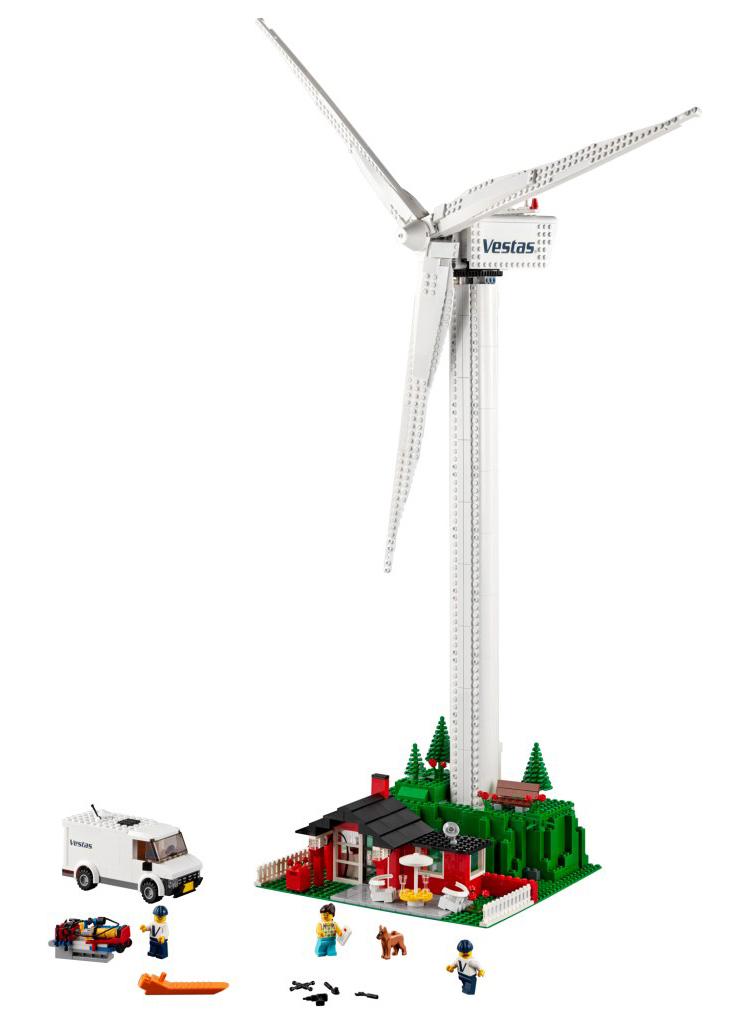 Wind Turbine Kit by LEGO