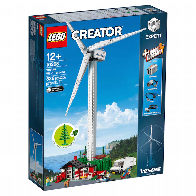 Wind Turbine Kit by LEGO