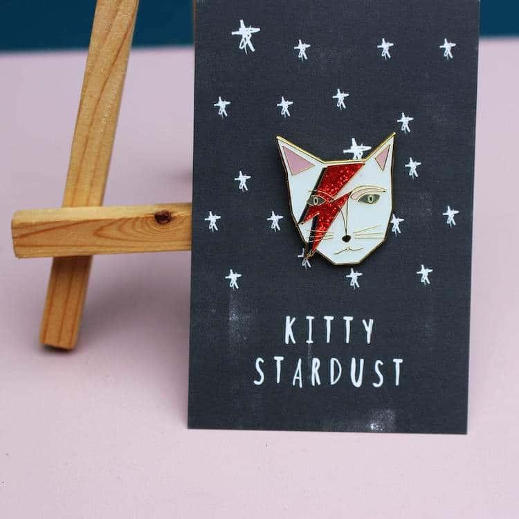 Pin de Ziggy Stardust