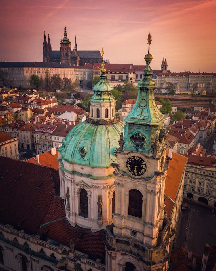 Prague Travel Photography by Alan Brutenic