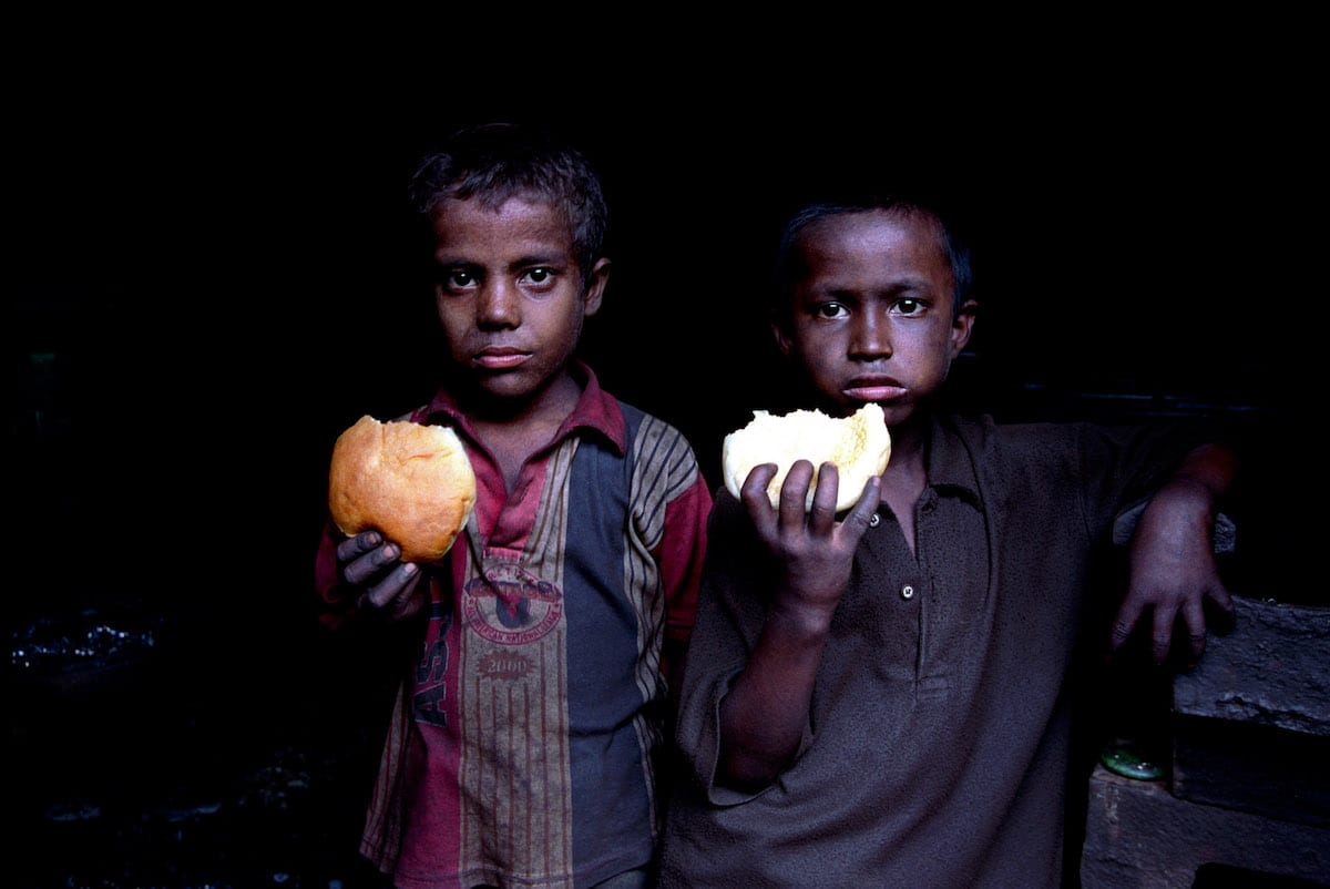 Bangladeshi Photojournalist GMB Akash