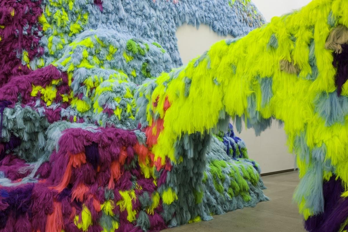 Art Installation by Hrafnhildur Arnardóttir/Shoplifter