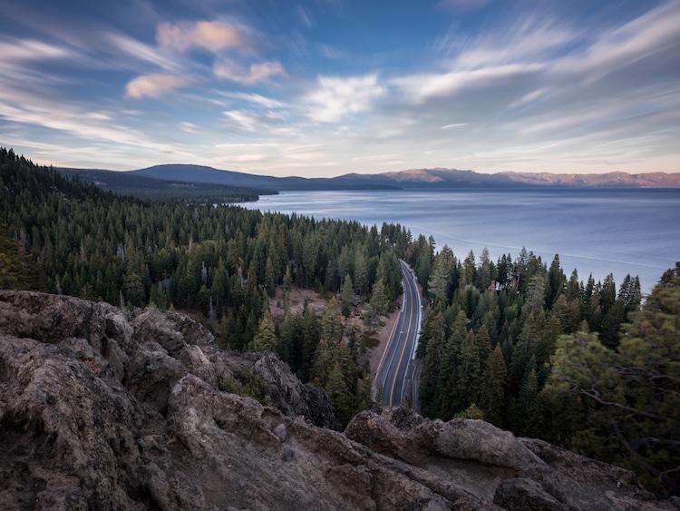 Millenium Camera Lago Tahoe por Jonathon Keats