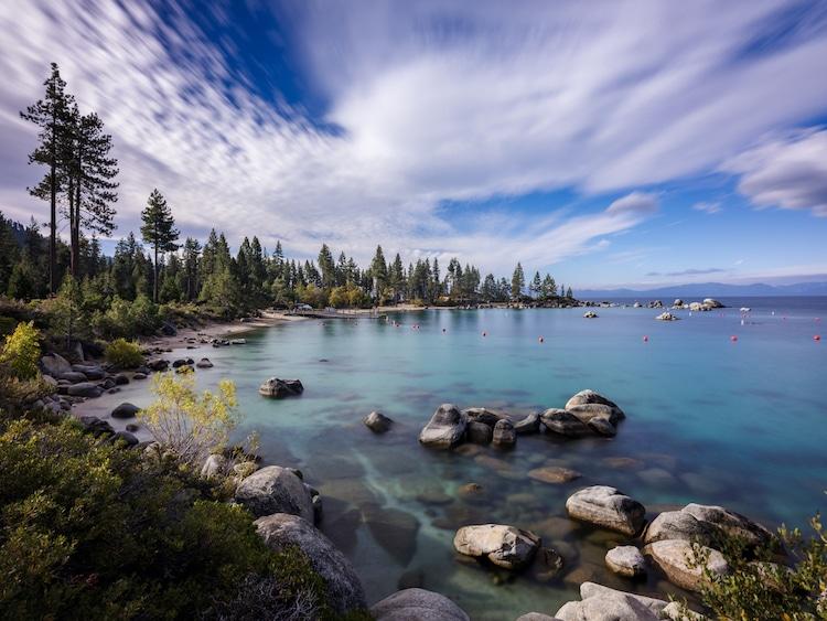 Tahoe Timelapse Project by Jonathon Keats
