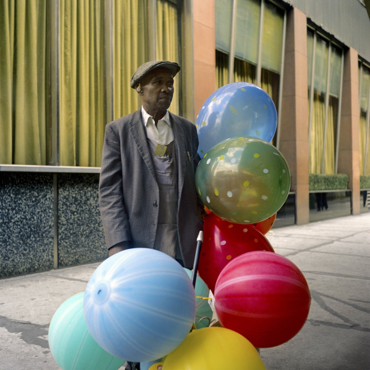 Color Photos by Vivian Maier