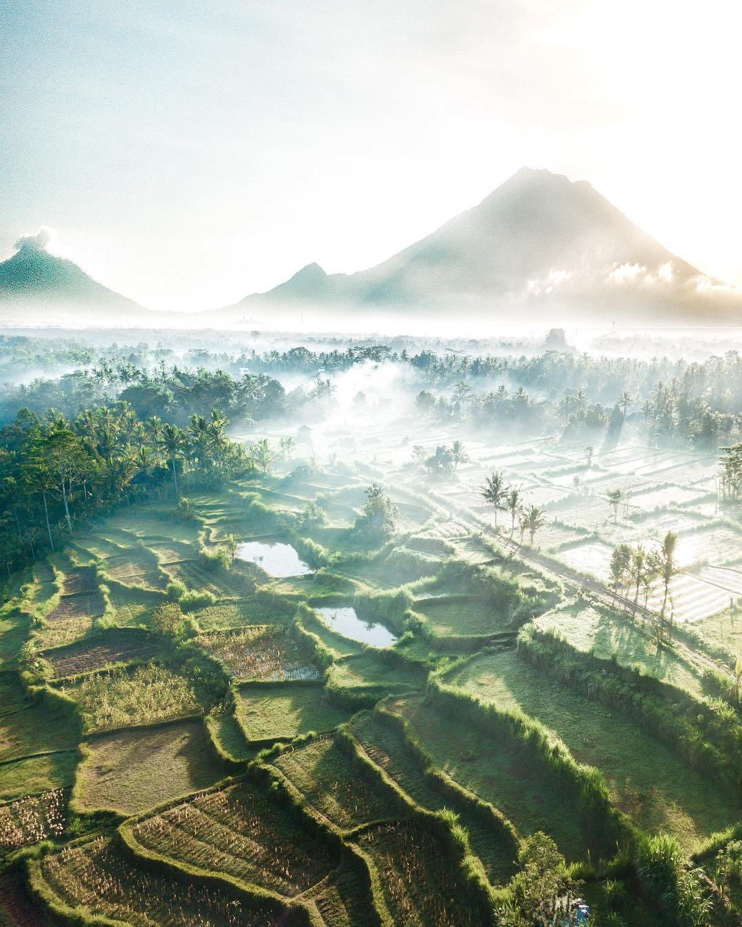 Jonas Hornehoj Drone Photography Aerial Photos of Asia Asian Landscapes