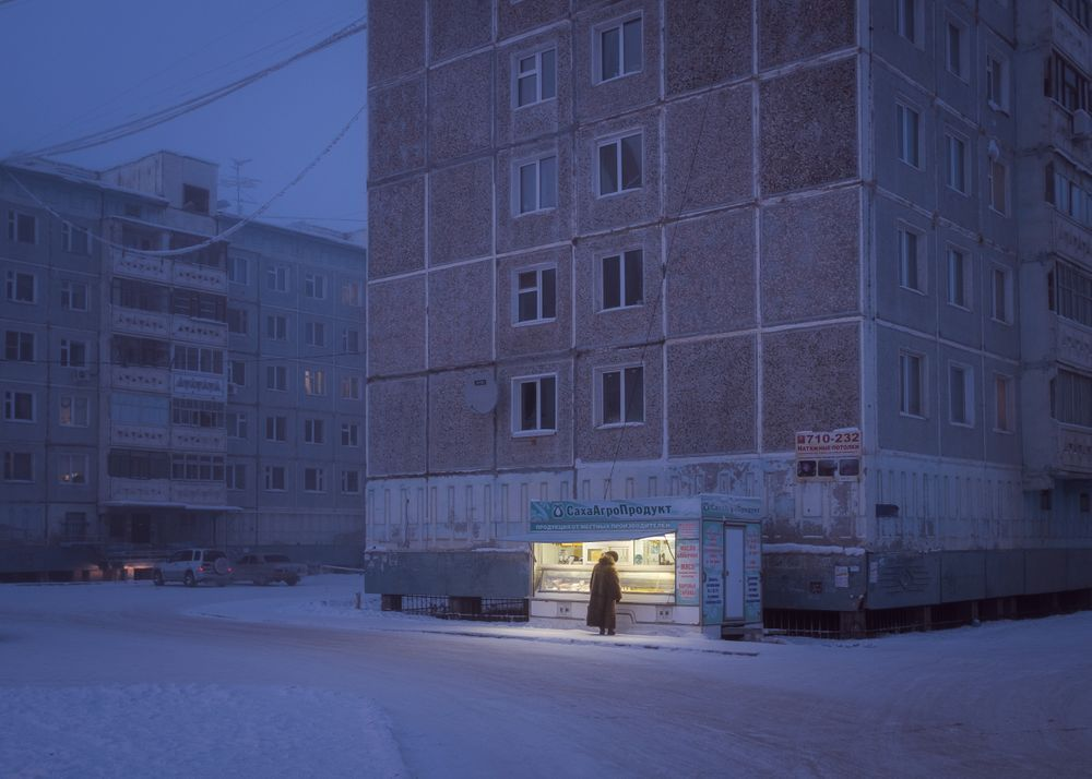 Alex Vasyliev - Street Photography in Yakutia
