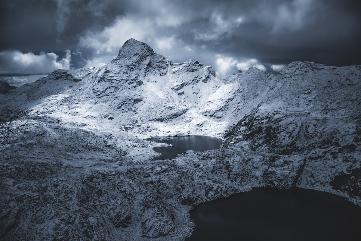 Photo of Himalayan Lake by Andrew Studer