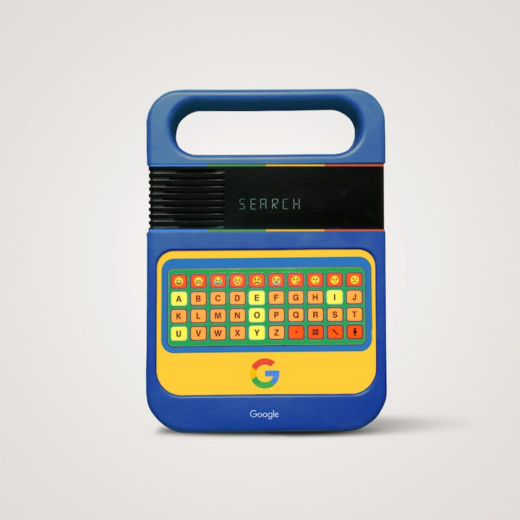 Modern Apps as '80s Tech Toys by Thomas Olliver