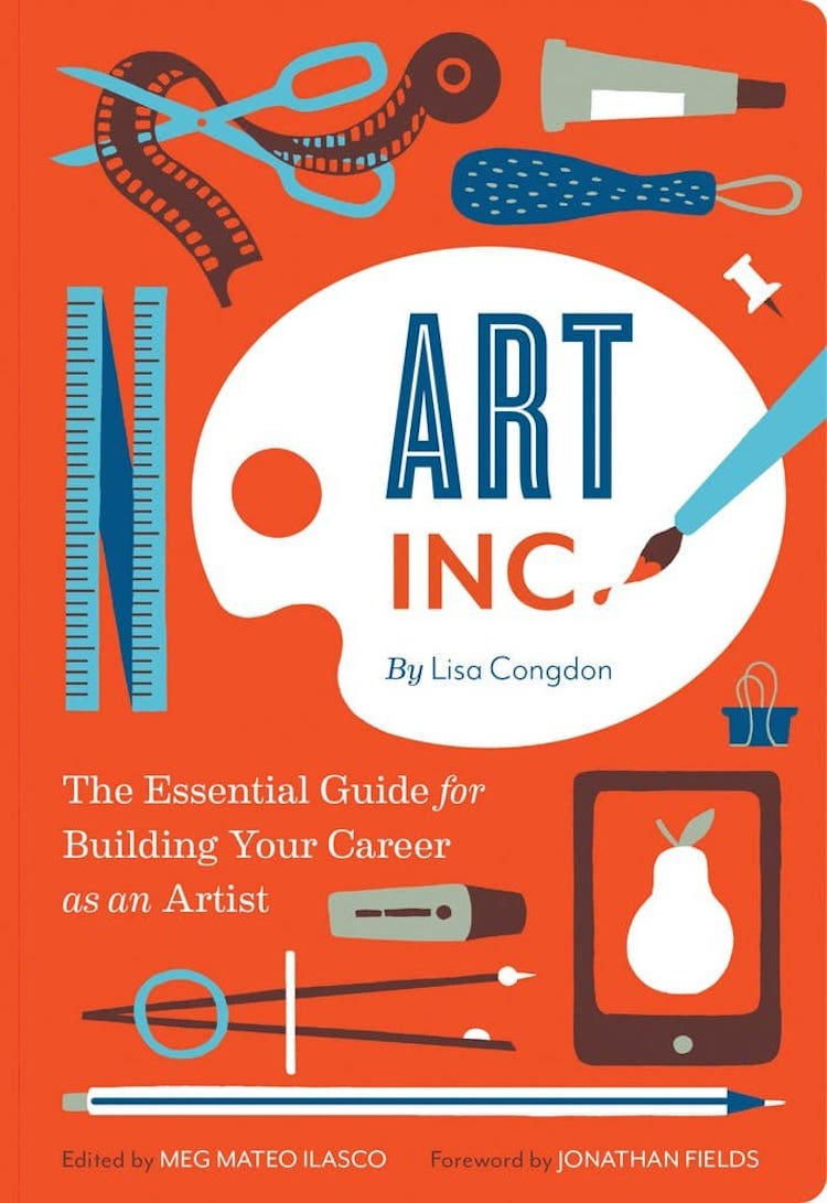 Art Careers Art Book Art Inc Lisa Congdon