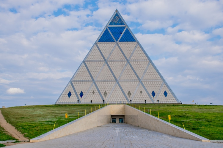 Palace of Peace and Reconciliation - Astana, Kazakhstan