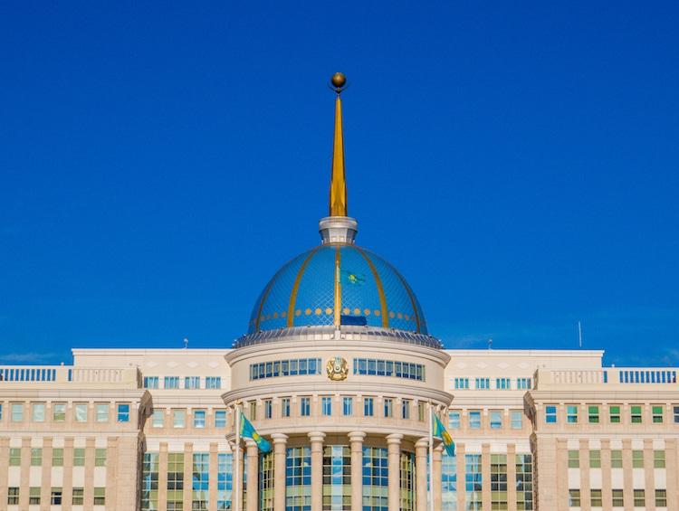 Presidential Palace Kazakhstan