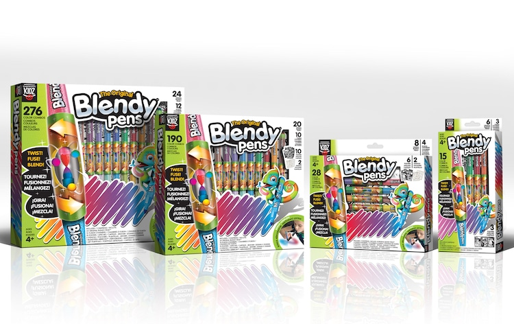 Gifts for Kids Blendy Pens