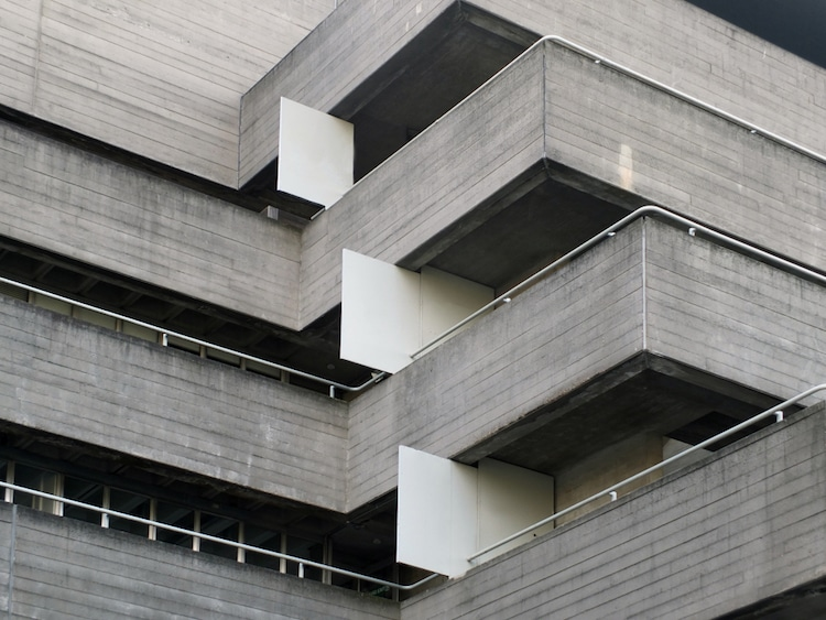 Characteristics of Brutalist Architecture