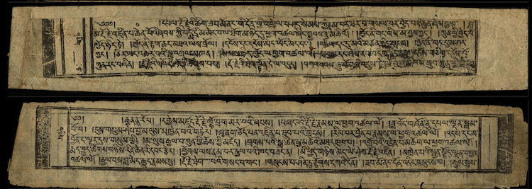 Free Buddhist Texts on the Internet Archive