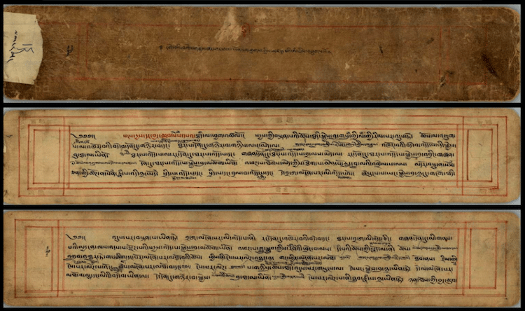 The World's Largest Collection of Buddhist Texts is Now Available Online