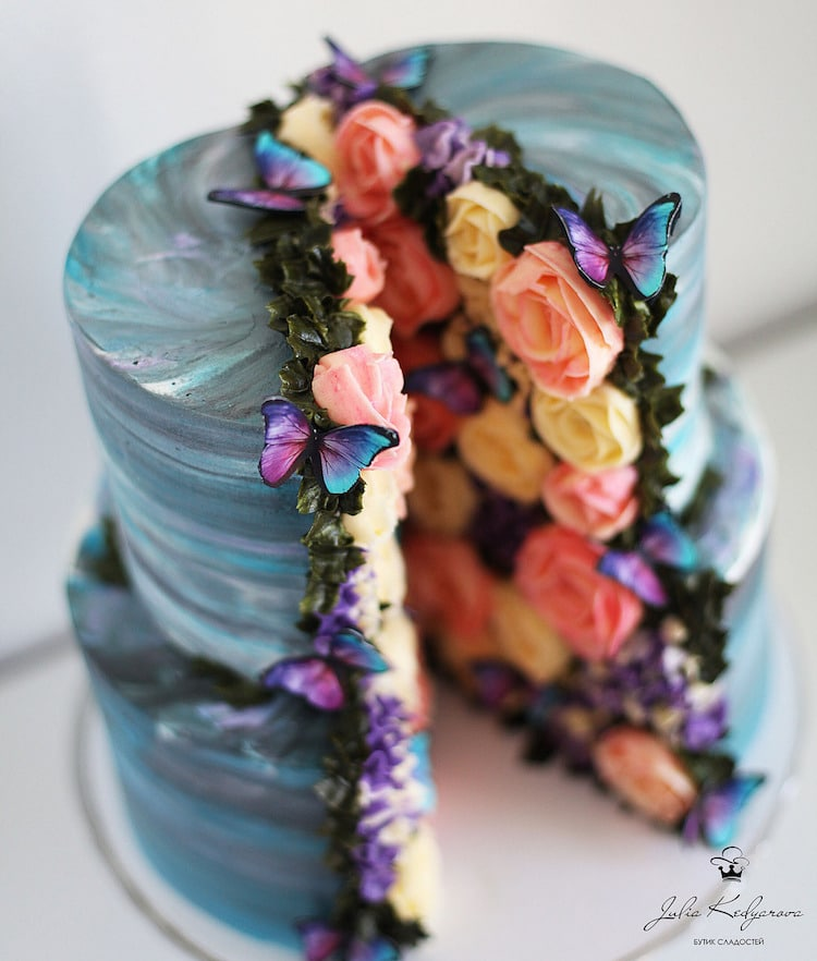 Cake Art by Yulia Kedyarova