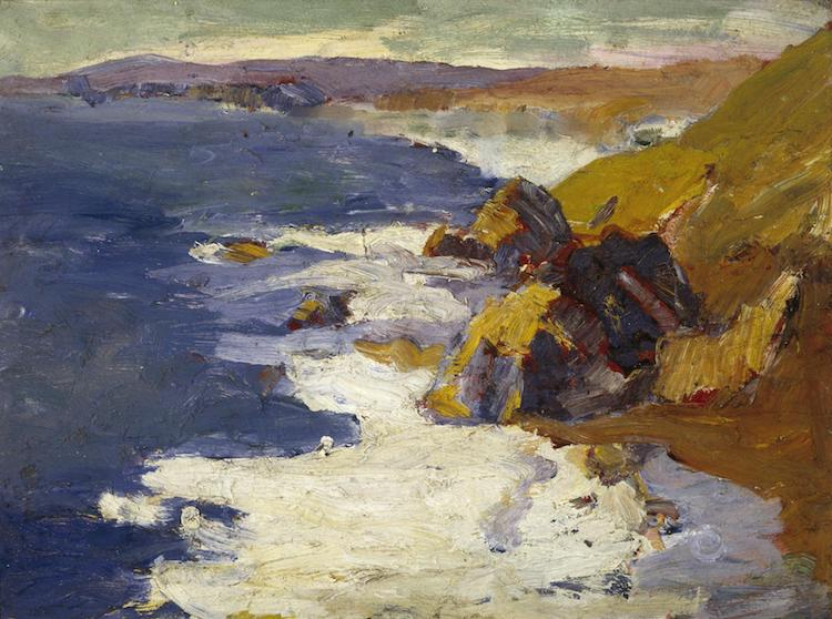 California Impressionism American Impressionism Plein Air Painting California Plein Air Painting