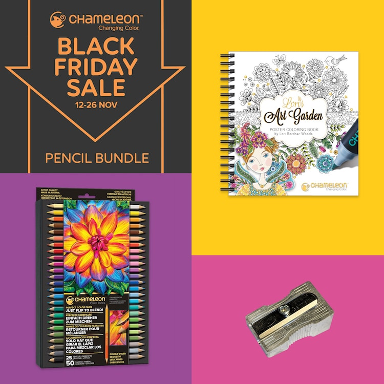 Chameleon Art Products Black Friday Sale