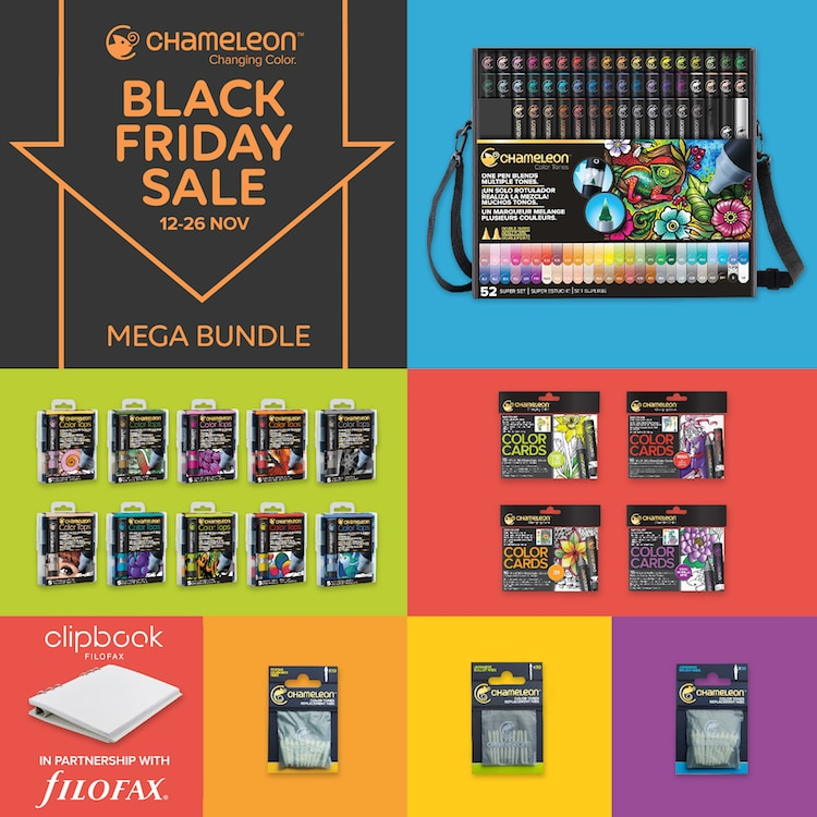 Chameleon Art Products Black Friday Bundles