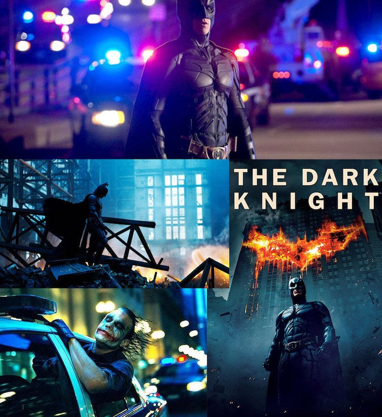 The Dark Knight by Christopher Nolan