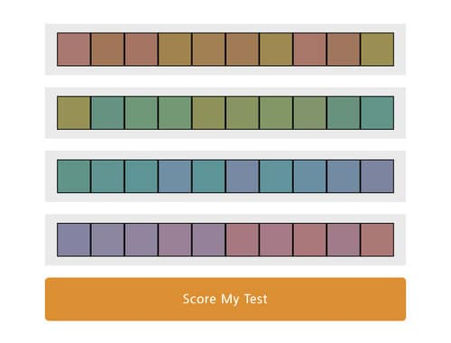 Color Literacy Test