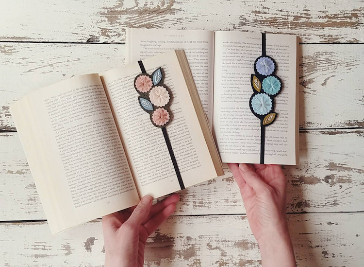 15+ Cool Bookmarks That Make Cracking Open a Good Book Fun