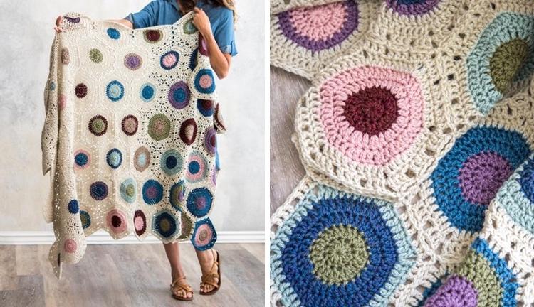 Learn to Crochet a Blanket