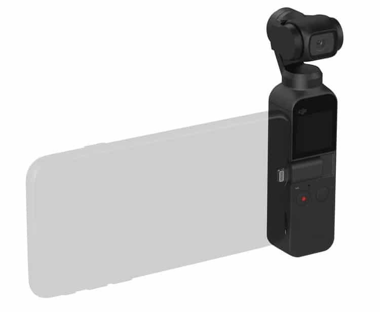 DJI Osmo Pocket - Handheld Gimbal