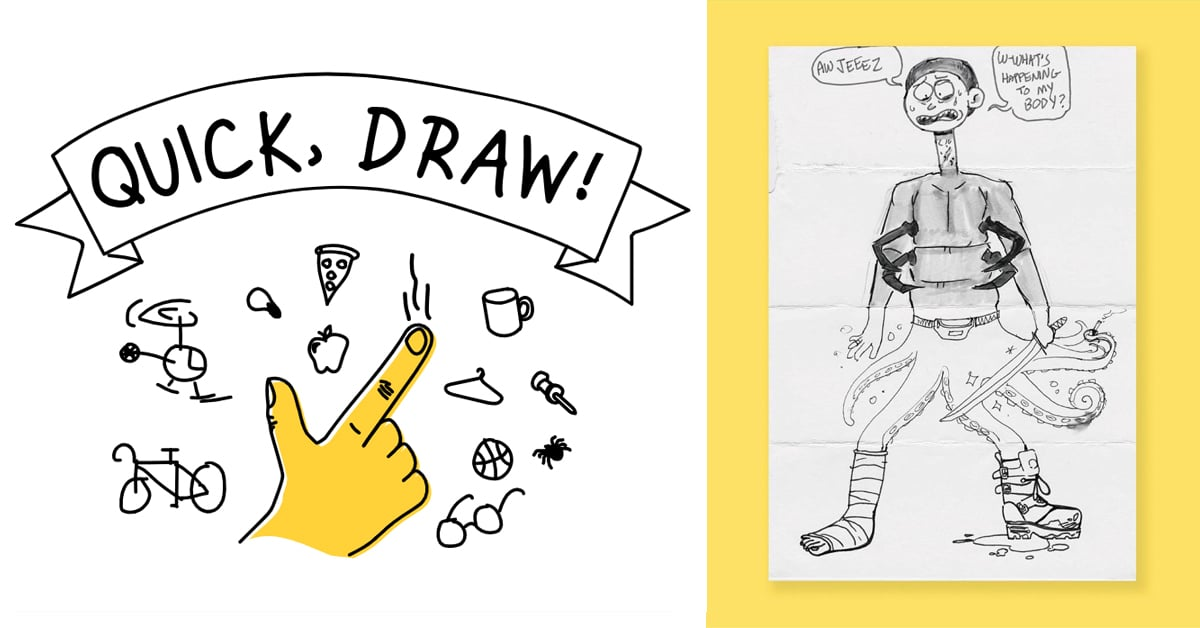 7 Fun Drawing Games That Ll Flex Your Creative Imagination