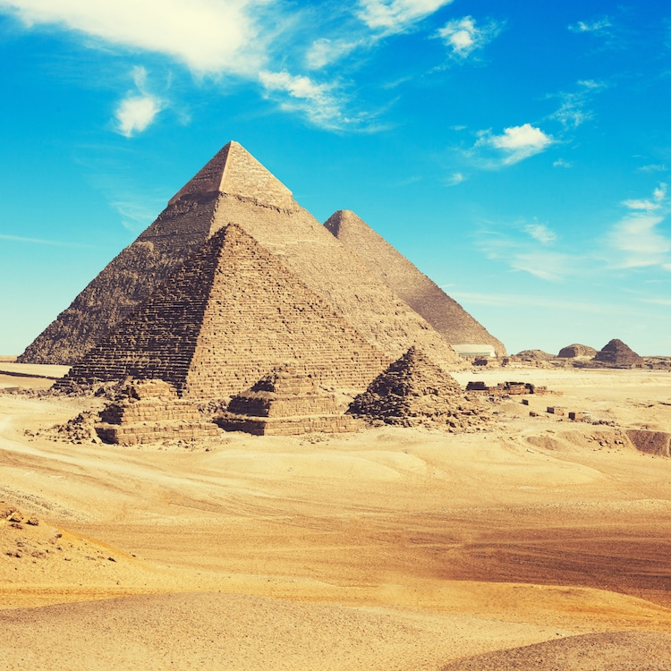 Facts About the Egyptian Pyramids