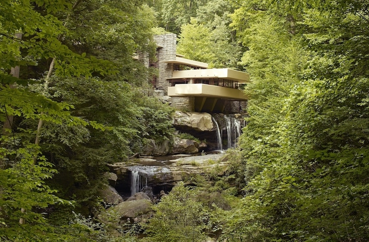 Exploring Frank Lloyd Wrights Famous Fallingwater House