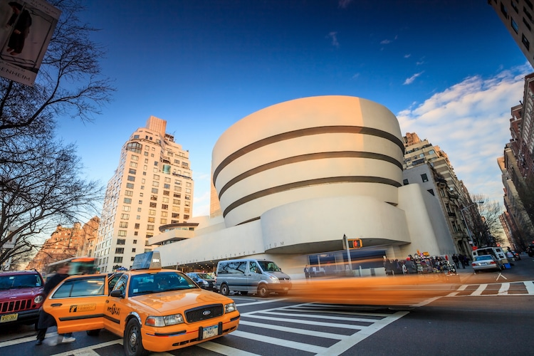 Famous Museum Architecture Famous Museums Guggenheim