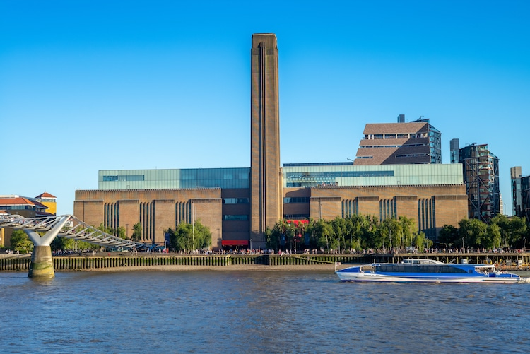 Famous Museum Architecture Famous Museums Tate Modern