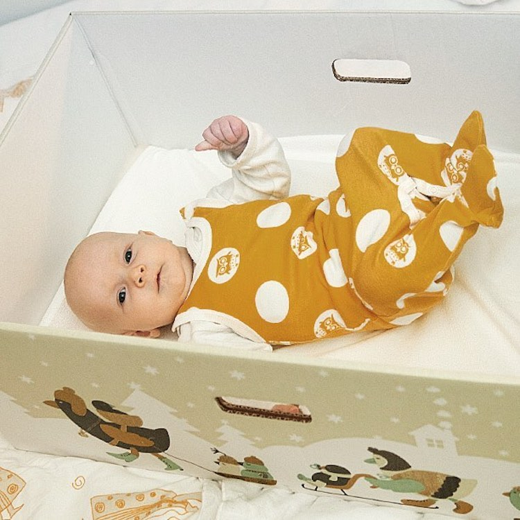 Finnish Baby Box Kela Baby Box Kela Maternity Package