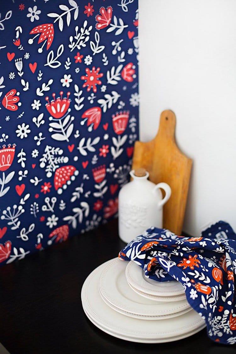 Folk Art Gifts Folk Art Towel