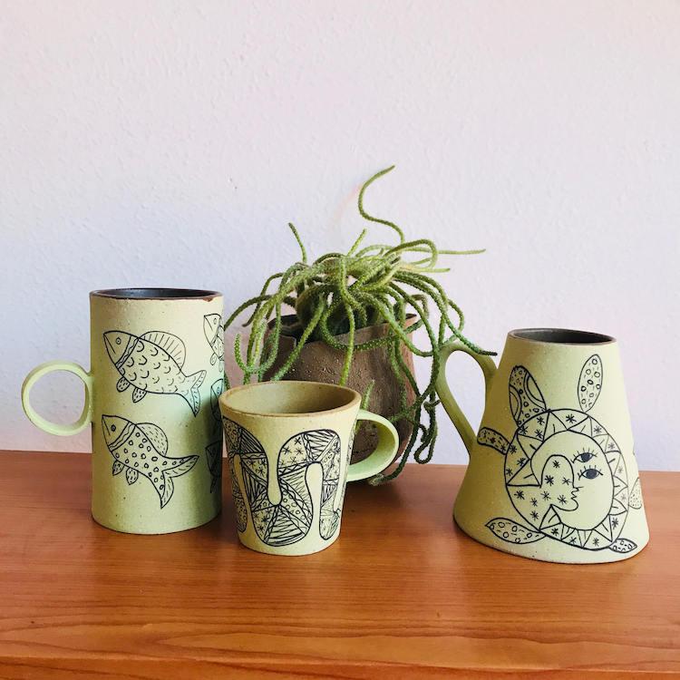 Folk Art Gifts Folk Art Ceramics