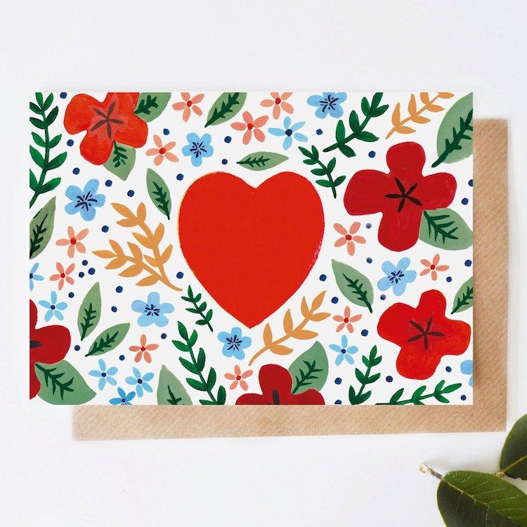 Folk Art Gifts Folk Art Card