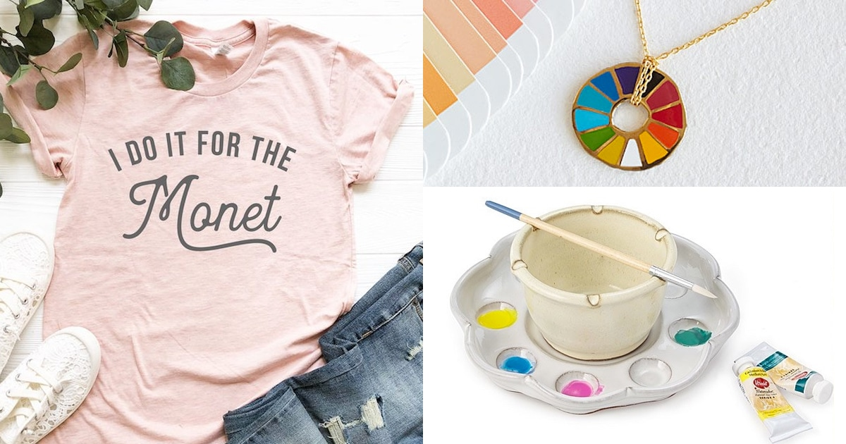 30 Totally Fun And Creative Gifts For Artists In Your Life
