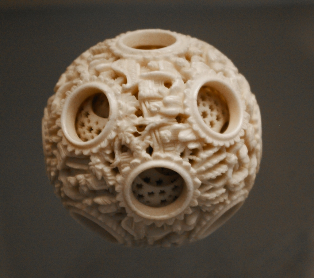 Chinese Puzzle Ball