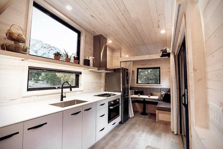 Caravana moderna a la venta por Land Ark