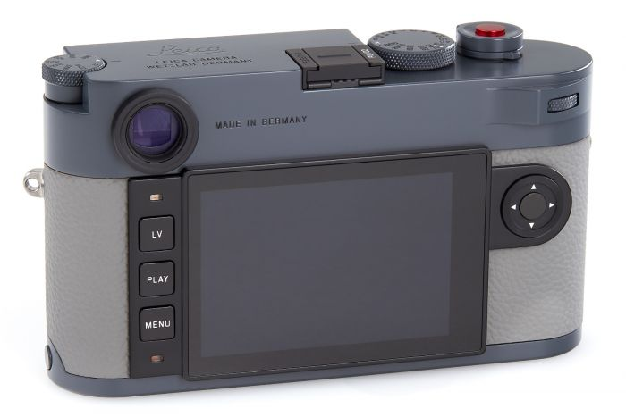 "Leica M10-P ""Bold Gray"" Special Edition"