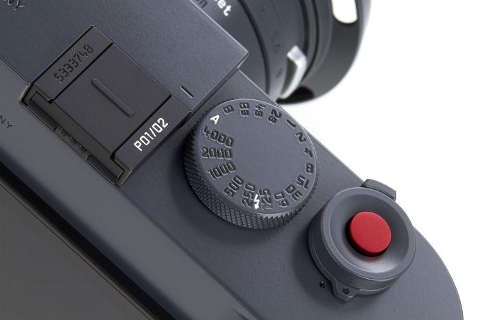Leica Edición Especial M10-P Bold Grey