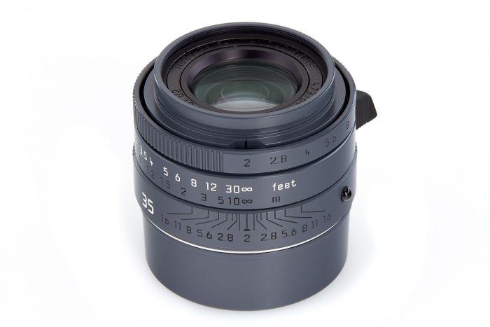 """Leica Edición Especial M10-P """"Bold Grey"""""""