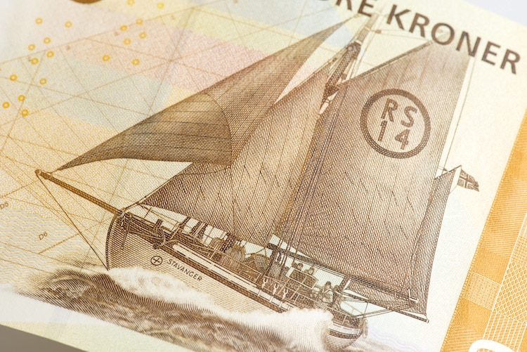 New Norwegian Banknotes by Metric Design/Terje Tønnessen