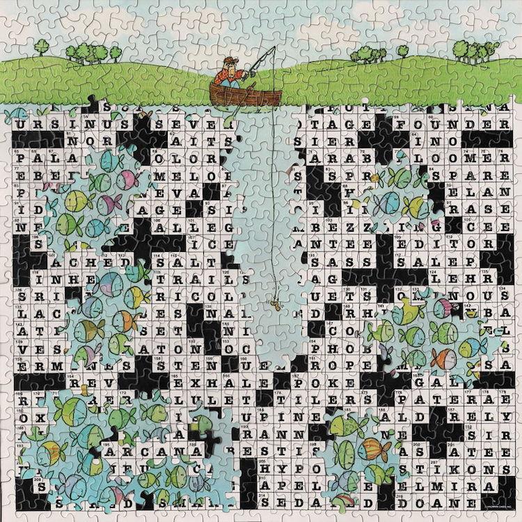 Mashup Puzzle par Tim Klein