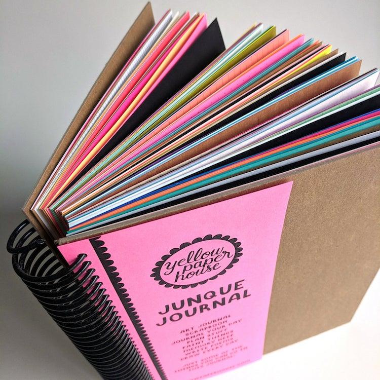 Multicolor Art Journal
